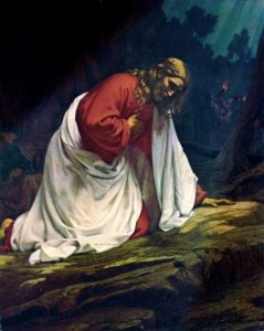 Agony in the Garden of Gethsemane